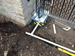 Electric Gate Kits >> Electric Gates Underground Systems